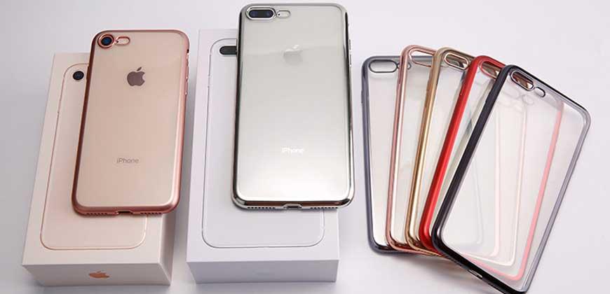 Halvat iPhone X, 8 Plus, 7, 6s Kuori Myynti