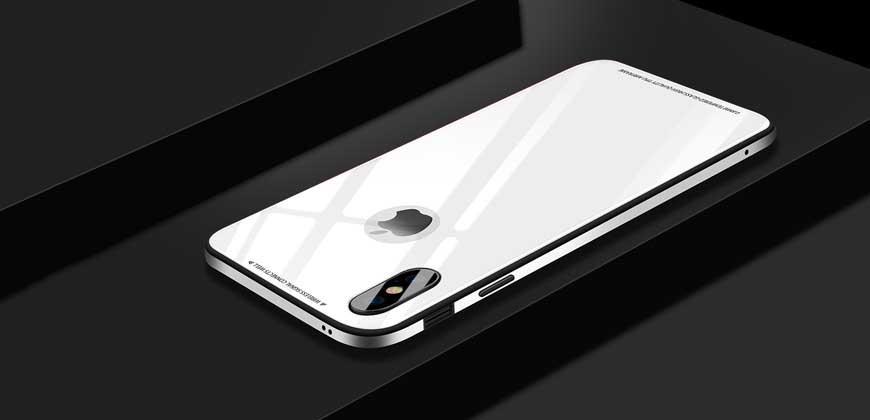 Osta iPhone X Kuori Silikoni Halvat