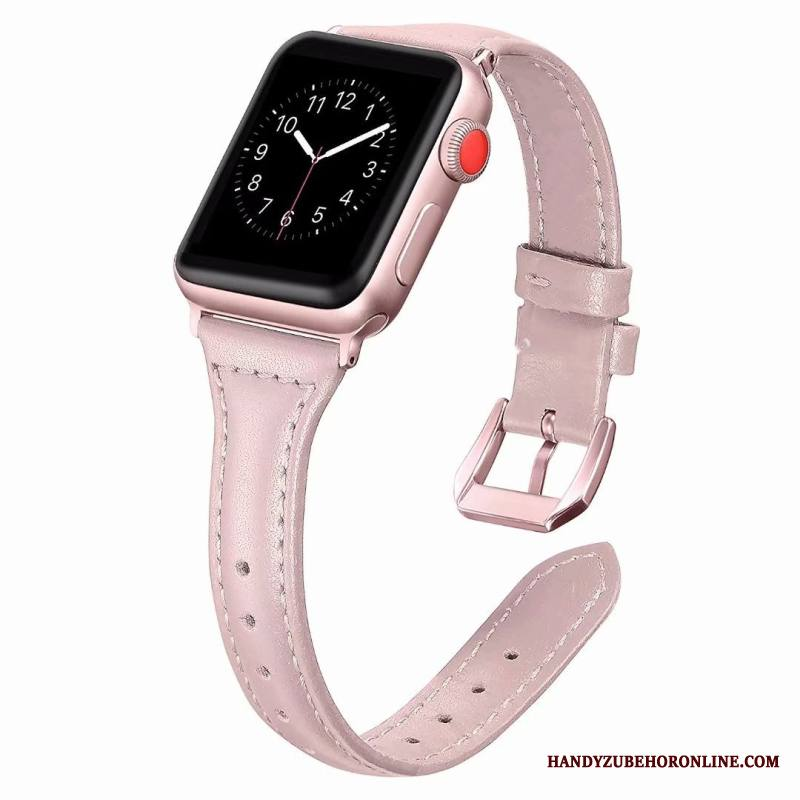 Apple Watch Series 1 Kuori Jauhe Aito Nahka